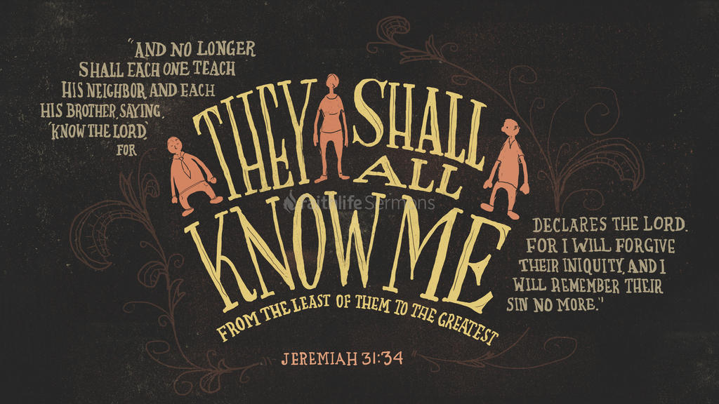 Jeremiah 31 34 3840x2160 preview