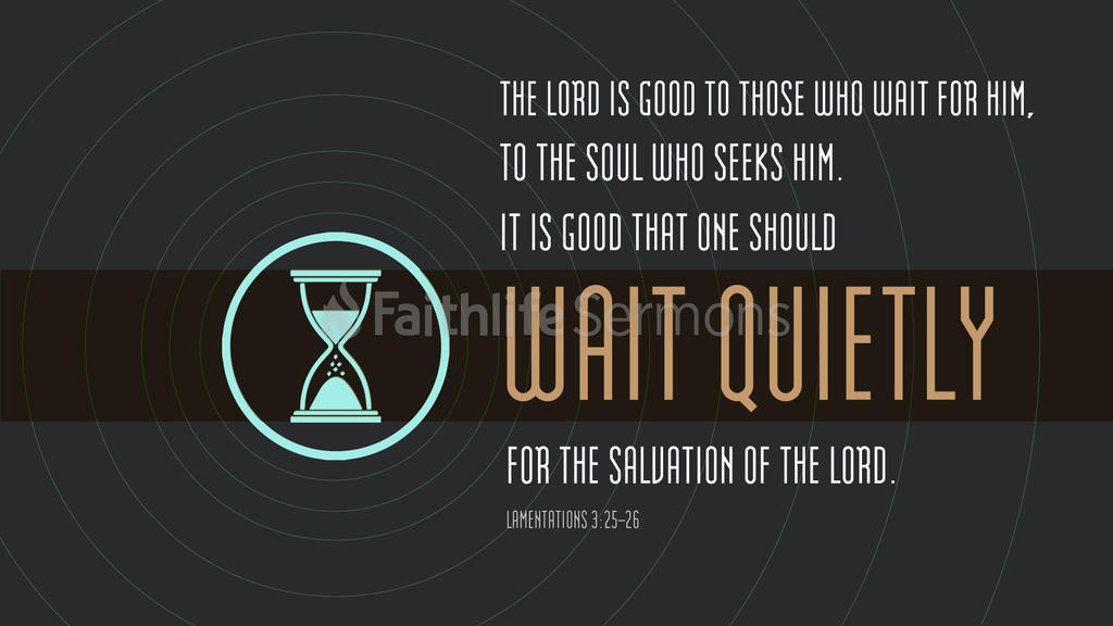 Lamentations 3:25–26 large preview