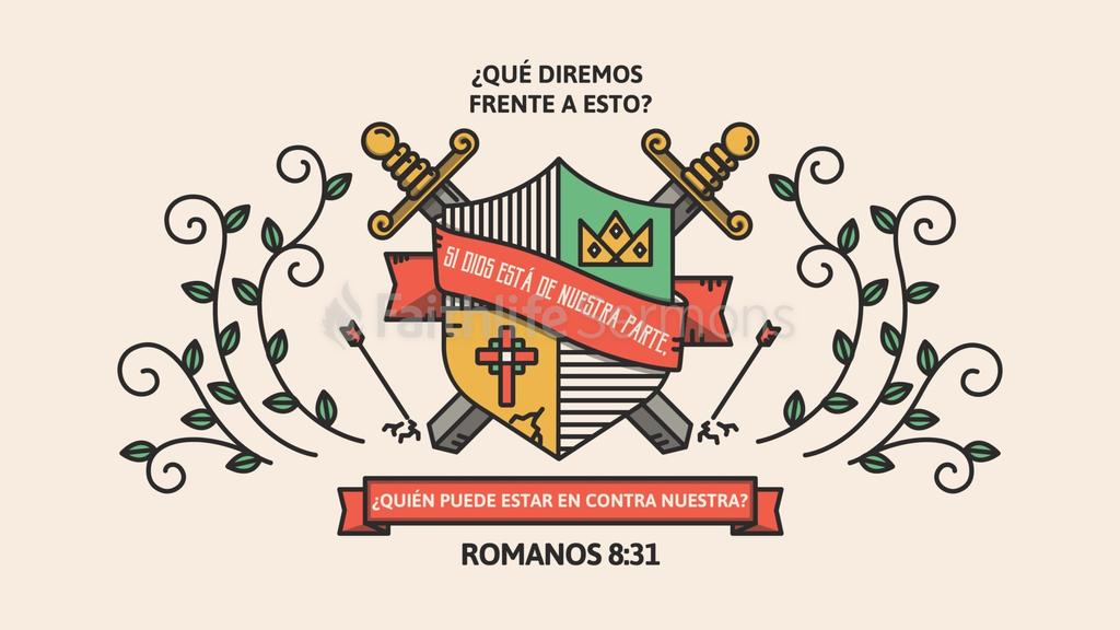 Romanos 8.31 large preview