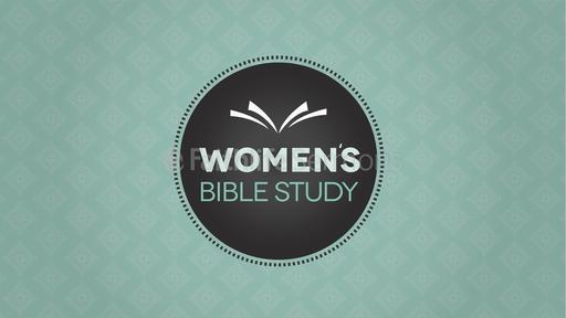 Turquoise Women's Bible Study