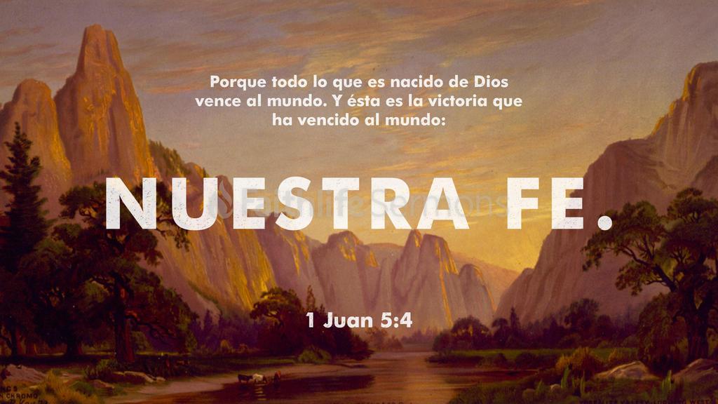 1 Juan 5 preview