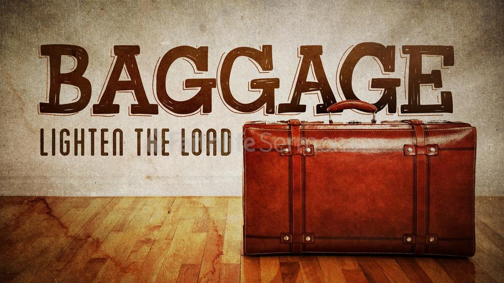 Baggage lighten the load preview