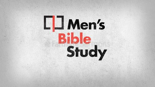 Illustrated Men's Bible Study