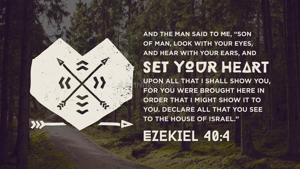 Ezekiel 40:4 large preview
