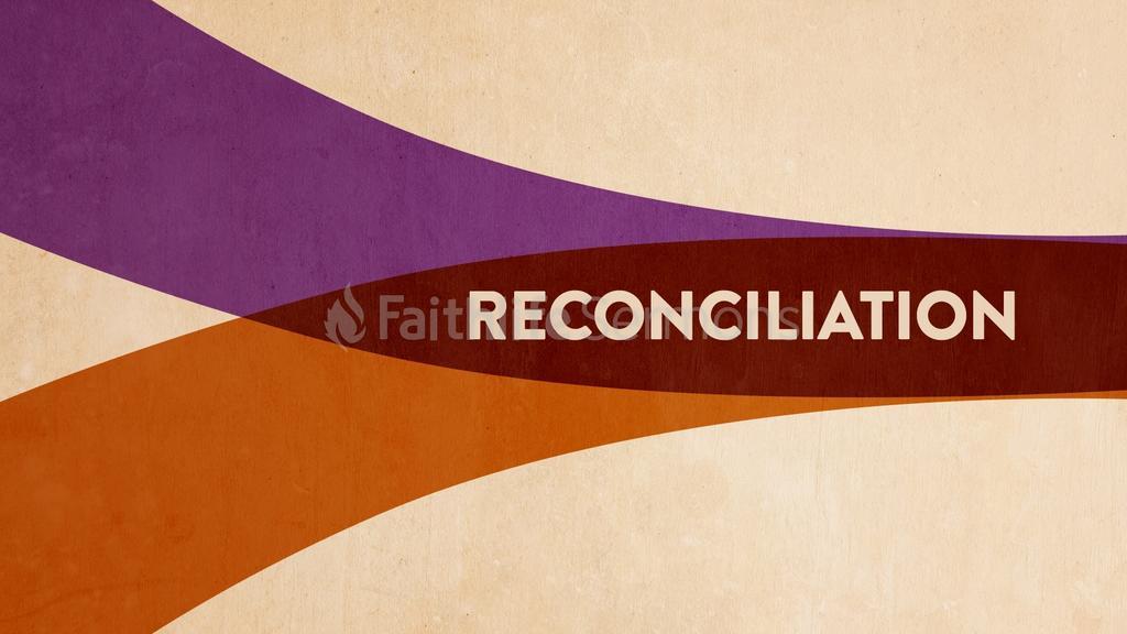 Reconciliation large preview