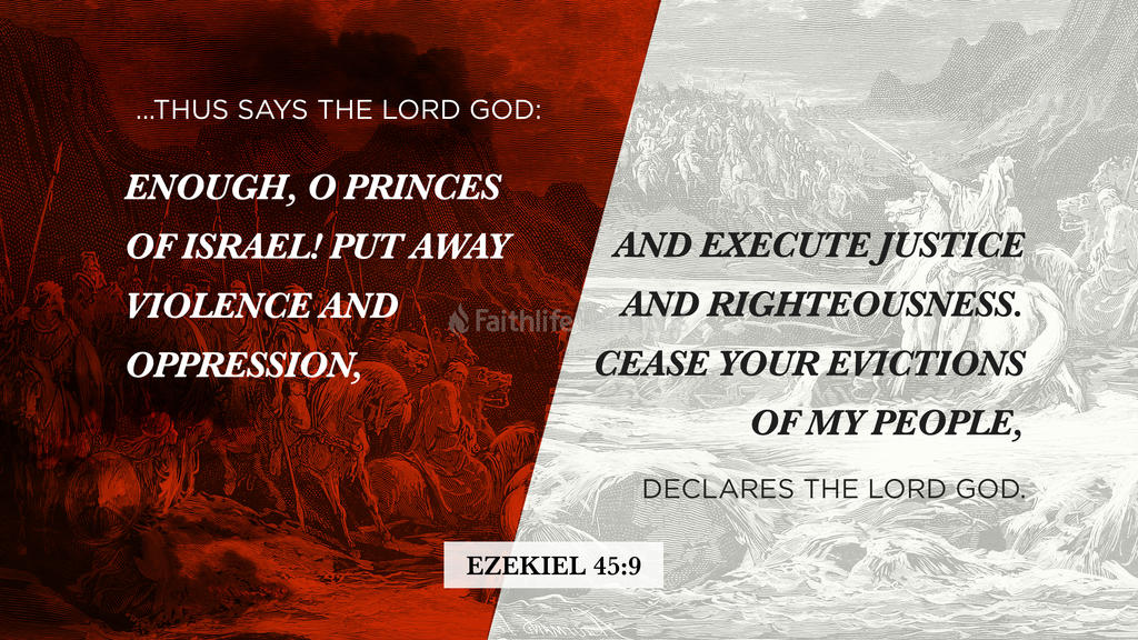 Ezekiel 45:9 large preview