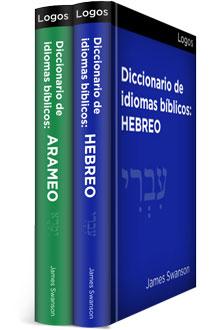 Diccionario de idiomas bíblicos- hebreo y arameo (2 vols.)
