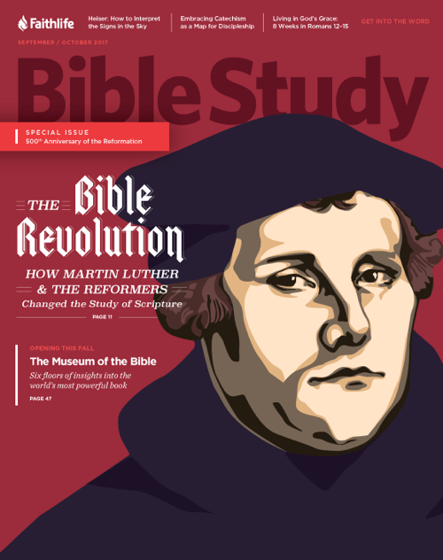 Bible Study Magazine—September–October 2017 Issue