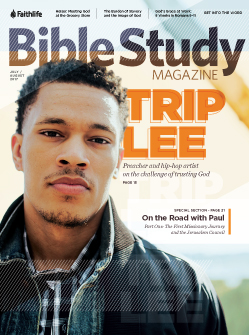 Bible Study Magazine—July–August 2017 Issue