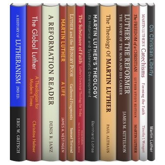 Fortress Press Luther Studies Collection (12 vols.)