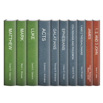 Zondervan Exegetical Commentary on the New Testament (ZECNT) (10 vols.)