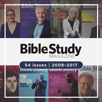 Bible Study Magazine, Logos Ed. 2008-2017 (9 vols.)