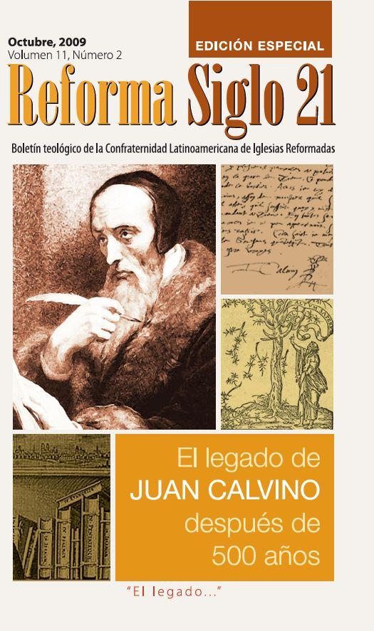 El legado de Calvino después de 500 años