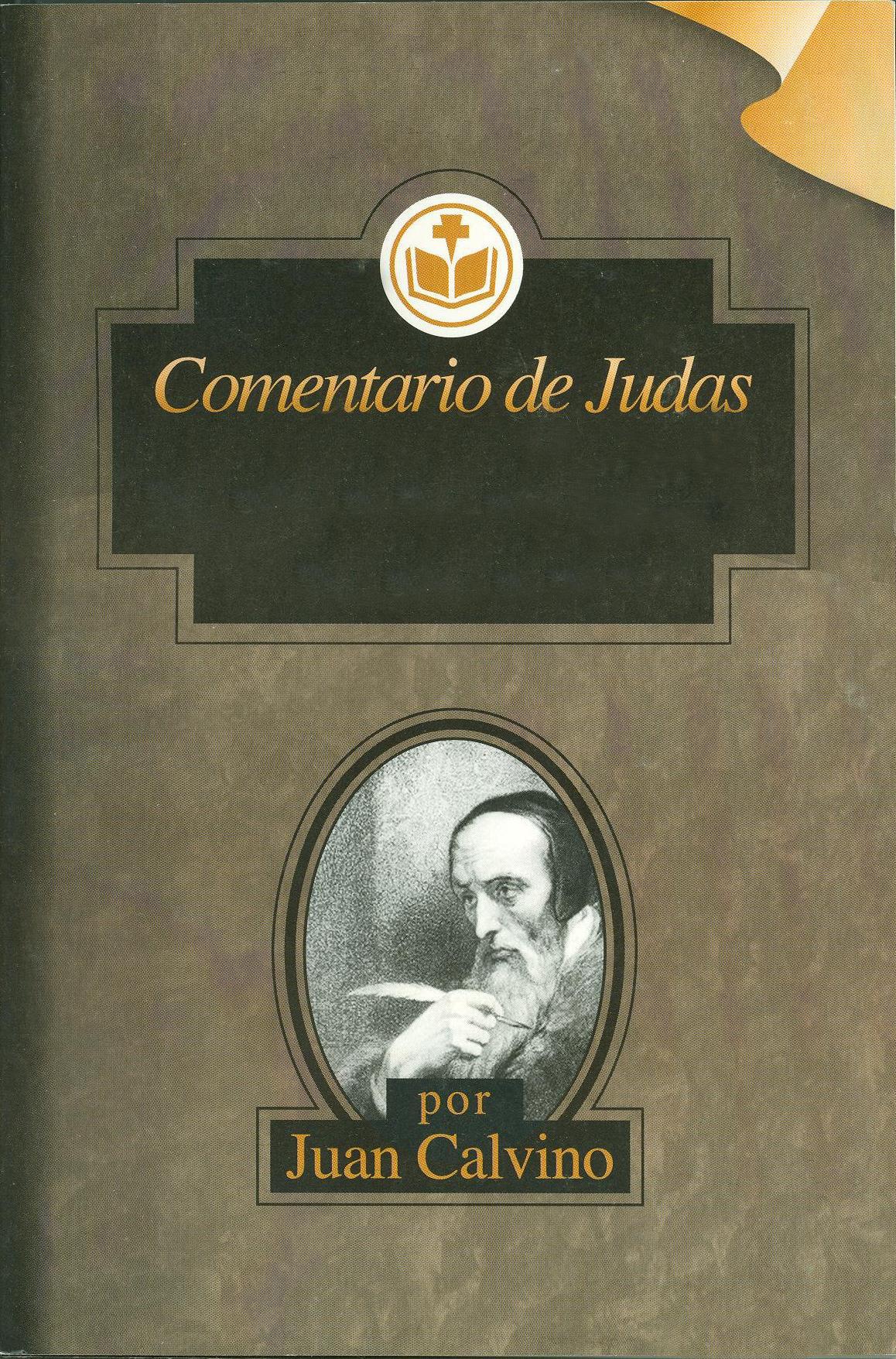 Comentario de Calvino a la epístola del apóstol Judas