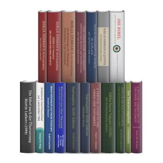 Stuttgarter Studiensammlung (18 Bde.)