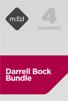Mobile Ed: Darrell Bock Bundle (4 courses)