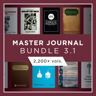 Master Journal Bundle 3.1 (2,200+ vols.)
