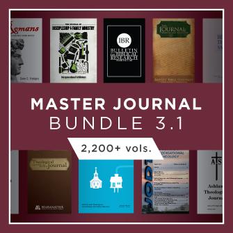 Master Journal Bundle 3.1 (2,200+ vols.)