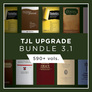 TJL Upgrade Bundle 3.1 (590+ vols.)