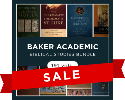 Baker Academic Biblical Studies Bundle (191 vols.)