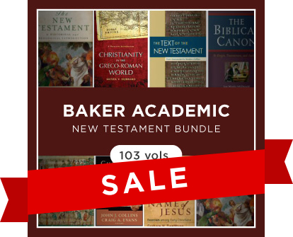 Baker Academic New Testament Bundle (103 vols.)