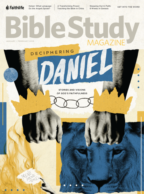 Bible Study Magazine—January–February 2018 Issue