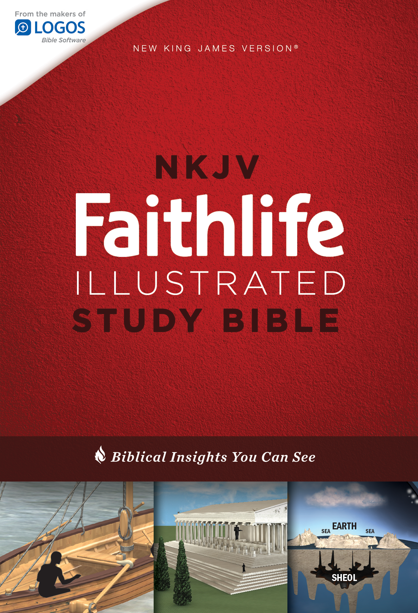 NKJV Faithlife Illustrated Study Bible