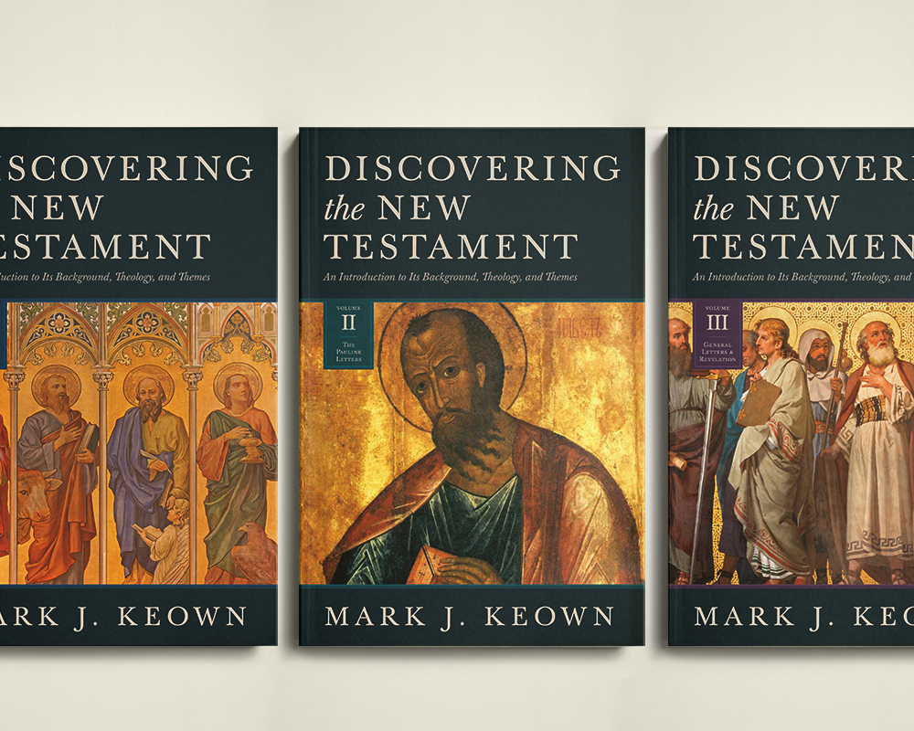 Discovering the New Testament: An Introduction to Its Background, Theology, and Themes (3 vols.)