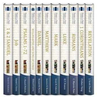 Teach the Text Commentary Series (11 vols.)