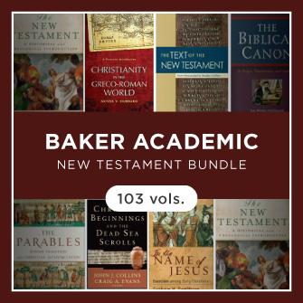 Baker Academic New Testament Bundle (103 vols.)