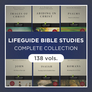 LifeGuide Bible Studies: Complete Collection (138 vols.)