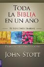 Toda la Biblia en un año, por John Stott