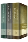 Kregel Commentaries on Exodus, Chronicles, and Psalms (3 vols.)