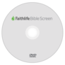 Faithlife Bible Screen on DVD