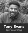 Tony Evans Sermon Archive (1,292 Sermons)