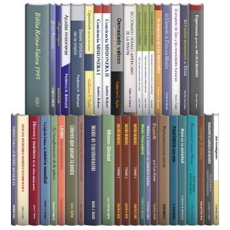 Biblioteca Digital de la Misión (41 Vols.)