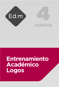 Ed. Móvil: Entrenamiento Académico Logos (4 cursos)